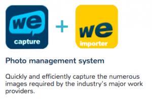 we-capture / we-import