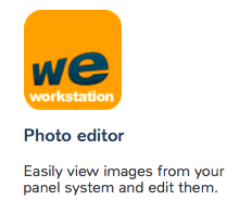Workstation Photo Editor