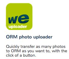 ORM Uploader