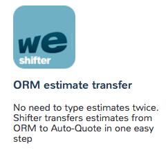 ORM Transfer