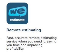 We Estimate